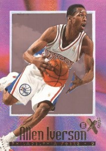 Allen Iverson Card and Memorabilia Guide 2