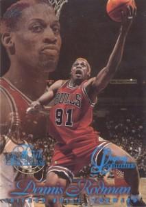 Top 10 Dennis Rodman Cards