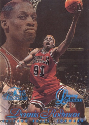 Top 10 Dennis Rodman Cards
