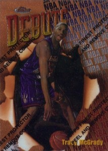 Tracy McGrady Cards and Autographed Memorabilia Guide 2