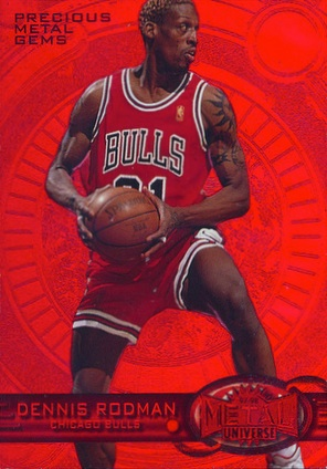 Top 10 Dennis Rodman Cards of All-Time 5