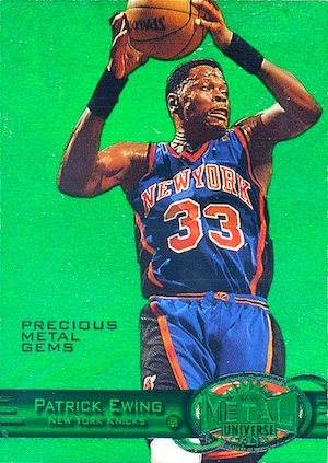 Top 10 Patrick Ewing Cards to Collect 6