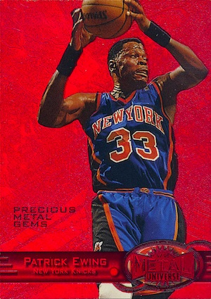 Top 10 Patrick Ewing Cards to Collect 5