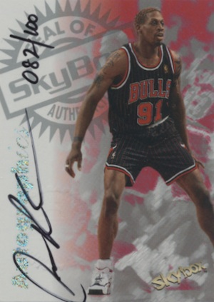 Top 10 Dennis Rodman Cards of All-Time 6