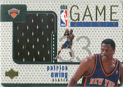 Top 10 Patrick Ewing Cards