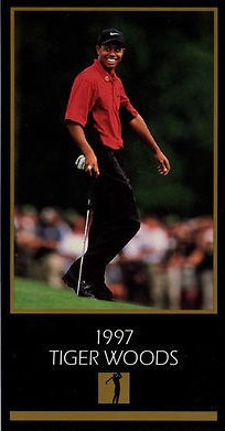 Top Tiger Woods Golf Cards to Collect 1