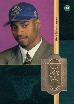 Top 1990s Basketball Rookie Cards to Collect 11
