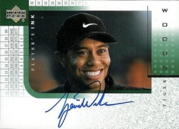 Top 10 Tiger Woods Cards