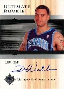 Deron Williams Rookie Cards and Autograph Memorabilia Guide 2