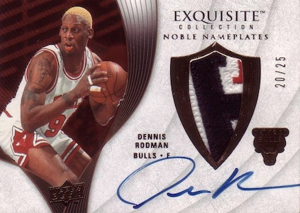 Top 10 Dennis Rodman Cards of All-Time 10