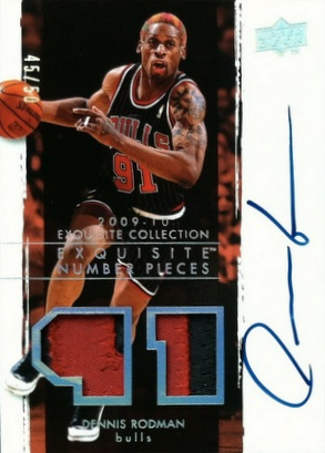 Top 10 Dennis Rodman Cards of All-Time 9