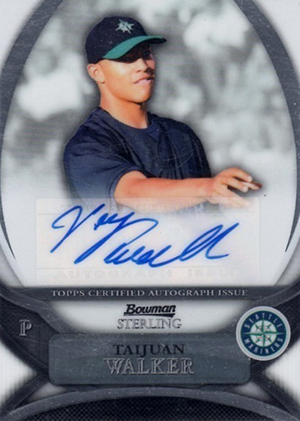 Top Taijuan Walker Baseball Cards 2