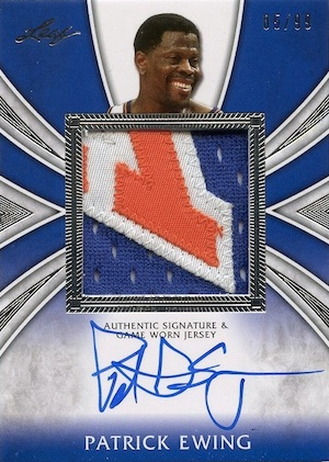 Top 10 Patrick Ewing Cards to Collect 11