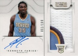 2012-13 Panini National Treasures Basketball Cards 2