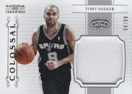 2012-13 Panini National Treasures Basketball Cards 11
