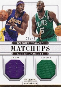 2012-13 Panini National Treasures Basketball Cards 17