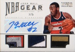 2012-13 Panini National Treasures Basketball Cards 26