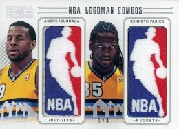 2012-13 Panini National Treasures Basketball Cards 31