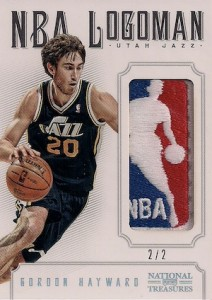2012-13 Panini National Treasures Basketball Cards 29