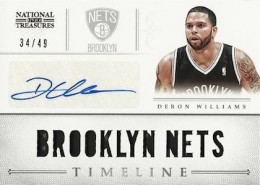 2012-13 Panini National Treasures Basketball Cards 38