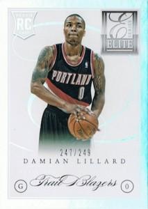 2012-13 Panini Elite Series Basketball Cards 4