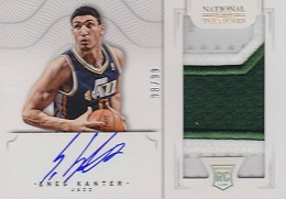 2012-13 National Treasures Basketball Rookie Patch Autographs Guide 3