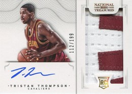 2012-13 National Treasures Basketball Rookie Patch Autographs Guide 4