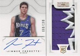2012-13 National Treasures Basketball Rookie Patch Autographs Guide 9