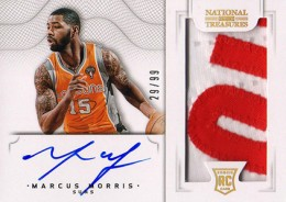 2012-13 National Treasures Basketball Rookie Patch Autographs Guide 13
