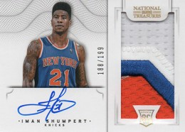 2012-13 National Treasures Basketball Rookie Patch Autographs Guide 16