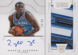 2012-13 National Treasures Basketball Rookie Patch Autographs Guide 21