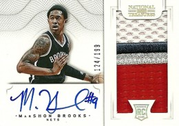 2012-13 National Treasures Basketball Rookie Patch Autographs Guide 22