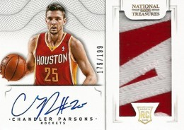 2012-13 National Treasures Basketball Rookie Patch Autographs Guide 29