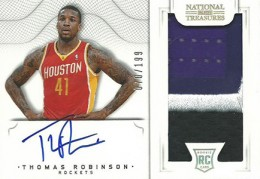 2012-13 National Treasures Basketball Rookie Patch Autographs Guide 38