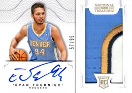 2012-13 National Treasures Basketball Rookie Patch Autographs Guide 53
