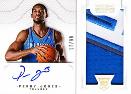 2012-13 National Treasures Basketball Rookie Patch Autographs Guide 61