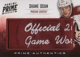 2012-13 Panini Prime Hockey Cards 27