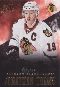 2012-13 Panini Prime Hockey Cards 24