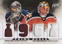 2012-13 Panini Prime Hockey Cards 31