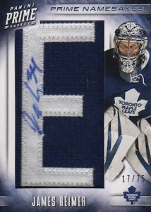 2012-13 Panini Prime Hockey Cards 35
