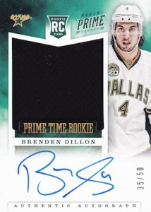 2012-13 Panini Prime Hockey Cards 38
