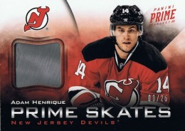 2012-13 Panini Prime Hockey Cards 42