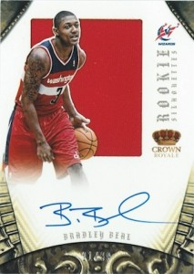 Bradley Beal Cards and Memorabilia Guide 23