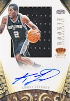 Kawhi Leonard Rookie Cards Checklist and Guide