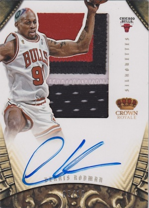 newest 5e5b6 ad95a Top Dennis Rodman Cards, Rookie Cards, Autographs, Inserts ...