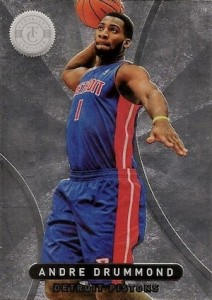 Andre Drummond Cards and Memorabilia Guide 22