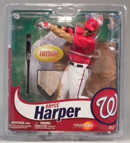 2012 MLB Bryce Harper Exclusive