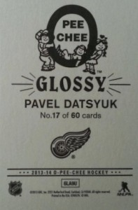 2013-14 O-Pee-Chee Hockey Glossy Inserts Checklist and Guide.