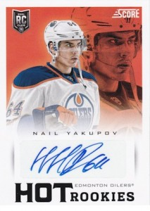 Nail Yakupov Rookie Card Guide 6