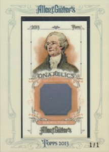 2013 Topps Allen & Ginter Baseball Cards 21